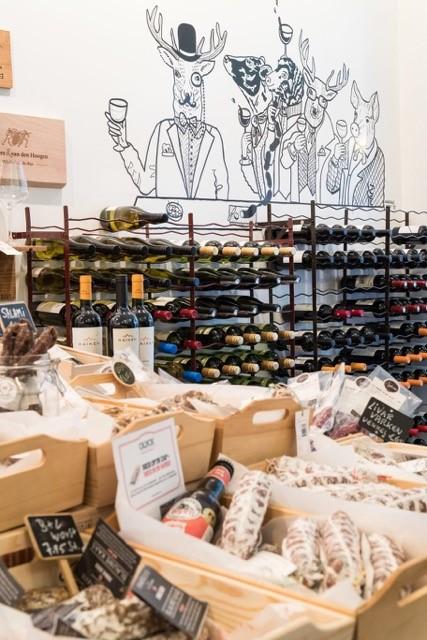 Italiewinkel in Arnhem delicatessen
