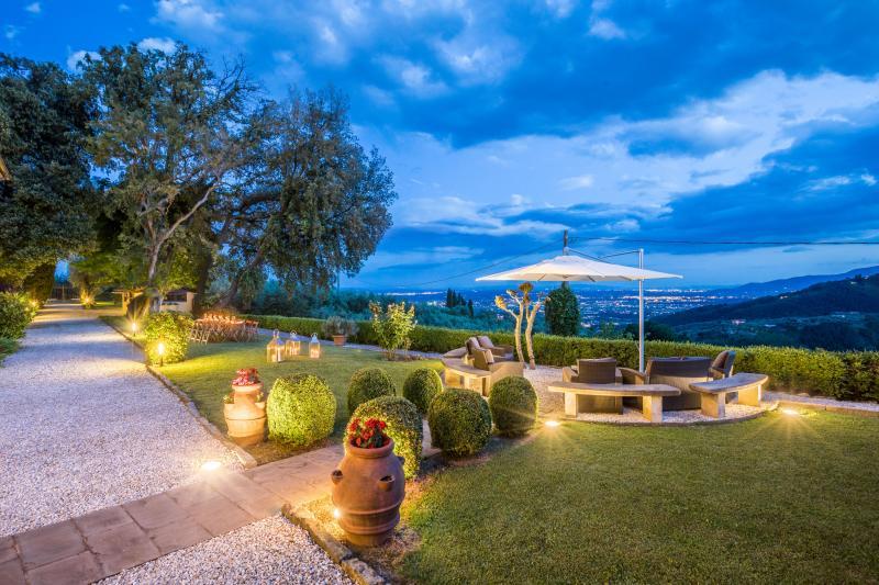 Luxe vakantiehuis met zwembad in Toscane