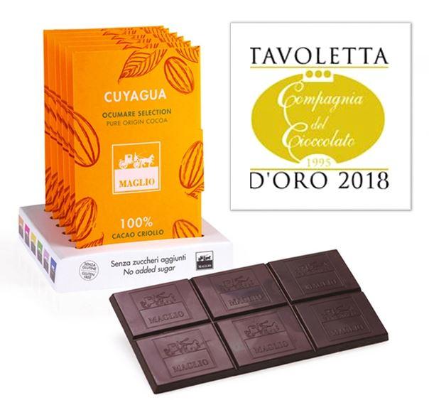 Italiaanse chocolade uit Puglia
