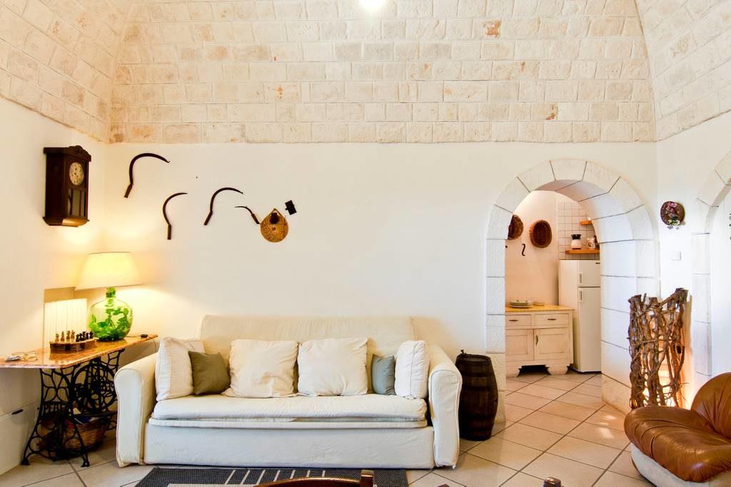De mooiste accommodatie van Airbnb in Italie