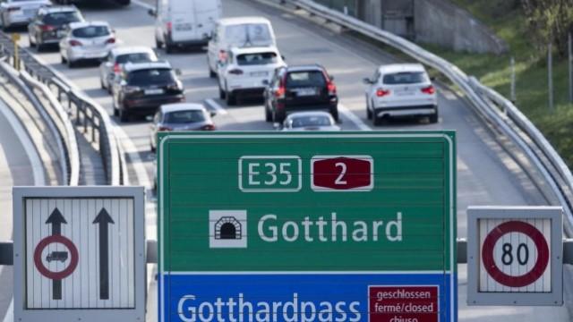 Tips voor de Gotthard Tunnel