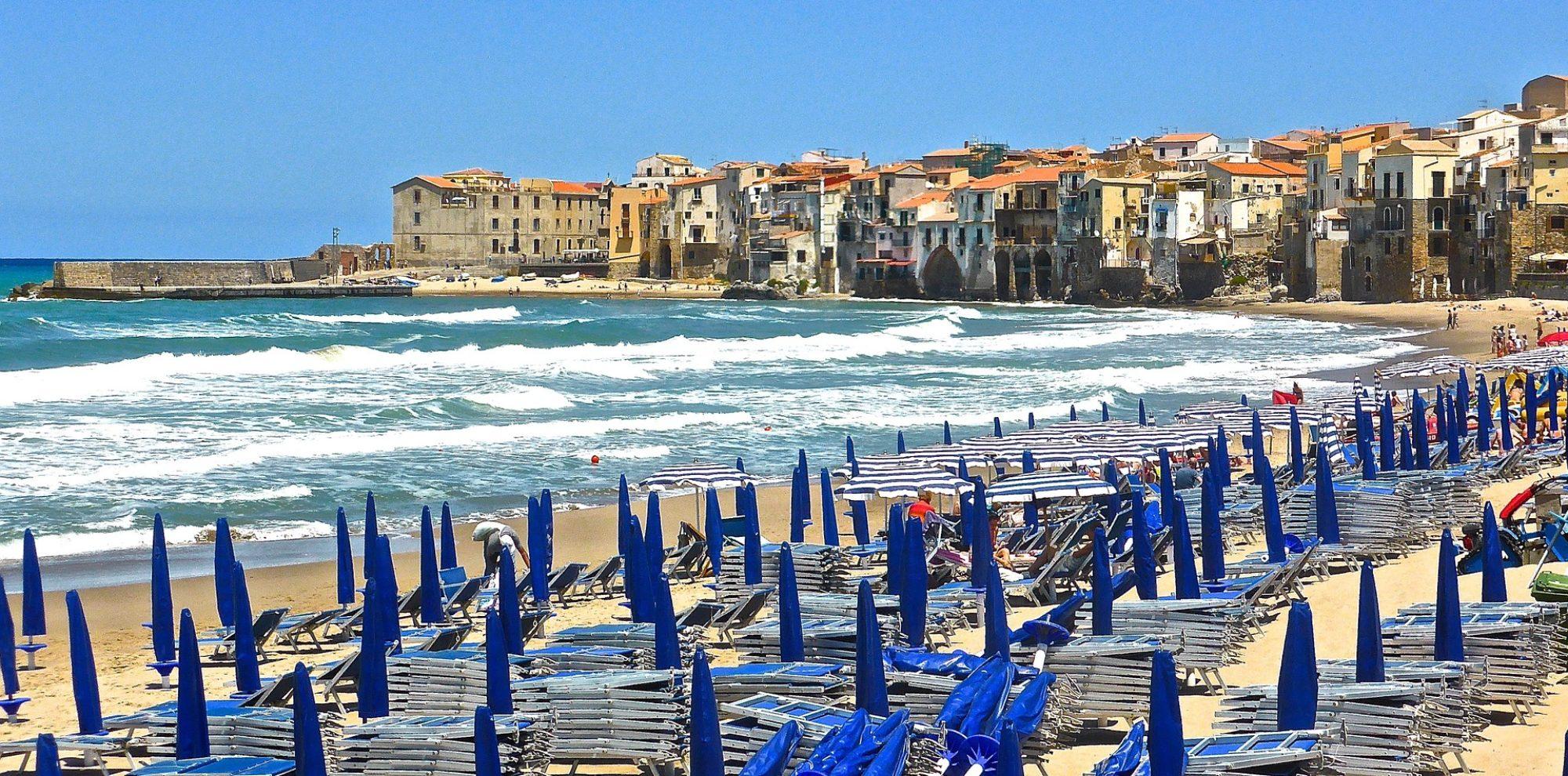Lekker op vakantie naar italië!